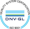iso DNV Quality Certification
